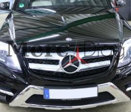 LED X204 reflektory – montaż, programowanie – Mercedes
