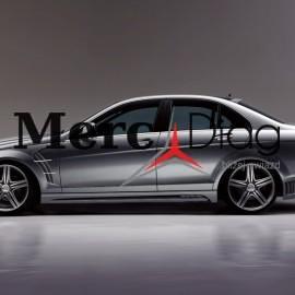 Tuning zewnętrzny – wewnętrzny – Mercedes