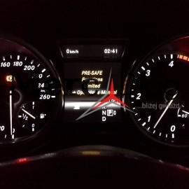 PRE-SAFE – naprawa – Mercedes