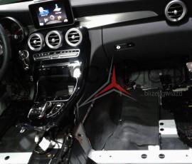 KAMERA TEMPOMAT PARKTRONIC – montaż, programowanie – Mercedes – Porsche