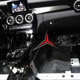 CAMERA TEMPOMAT PARKTRONIC – installing/programming – Mercedes-Porsche