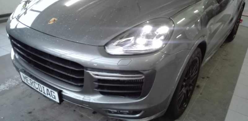 Porsche Cayenne GTS Lublin Warszawa elektronika,diagnostyka,kodowania,tuning