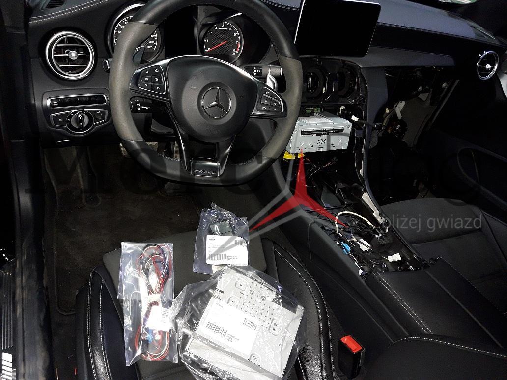 Mercedes W205 C63 - MercDiagMercDiag