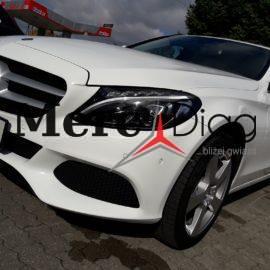 Mercedes W205 C200
