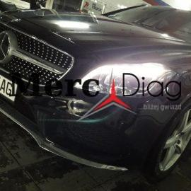 Mercedes CLS550 W218
