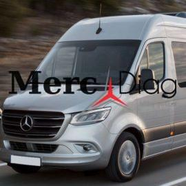 Speed limiter on newest Sprinter's