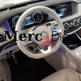 Mercedes W222 S350